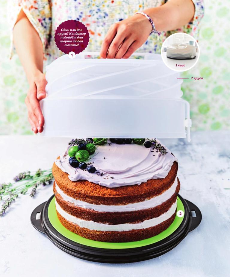 контейнер для торта