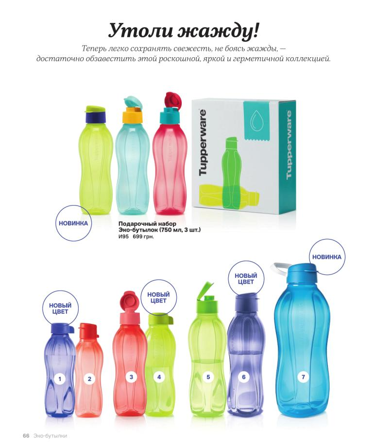 бутылки тапервер