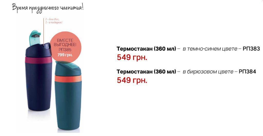 Термокружка