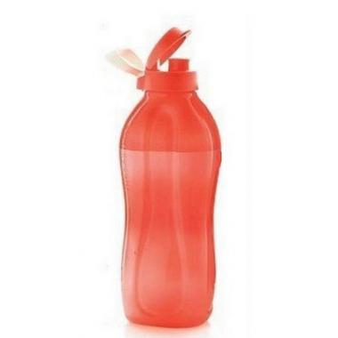Эко бутылка 2 литра с ручкой