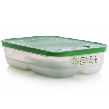 Контейнер Умный холодильник 1,8 литра низкий