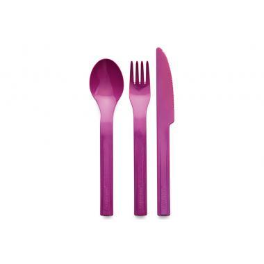 Набор столовых приборов вилка, ложка, нож