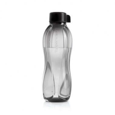 Эко-бутылка с винтовой крышкой 1 литр