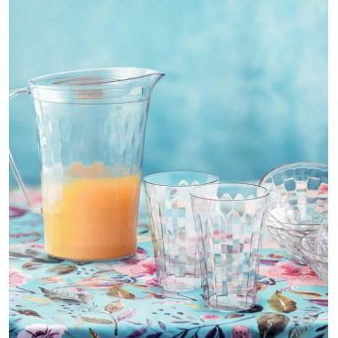 Кувшин со стаканами Бриллиант