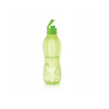Эко-бутылка 1 литр салатовая