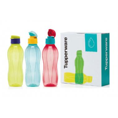 Подарочный набор эко бутылок