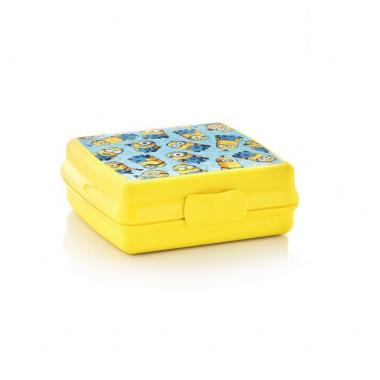Желтый ланч бокс Миньон