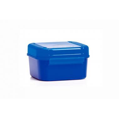 """Кристальная емкость """"Мини"""" голубая, 450мл"""