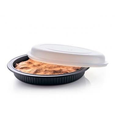 Форма для пирога УльтраПро с крышкой